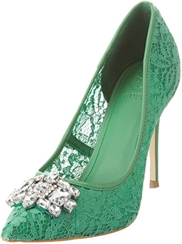 Guess Damen Footwear Dress Sandal Pumps 2018 Letztes Modell  Mode Schuhe Billig Online-Verkauf