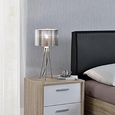 """[lux.pro] Tischleuchte """"Berlin"""" (49cm x Ø 23cm) Tischlampe Schreibtischlampe Lampe (1 x E14 Sockel) von [lux.pro] bei Lampenhans.de"""