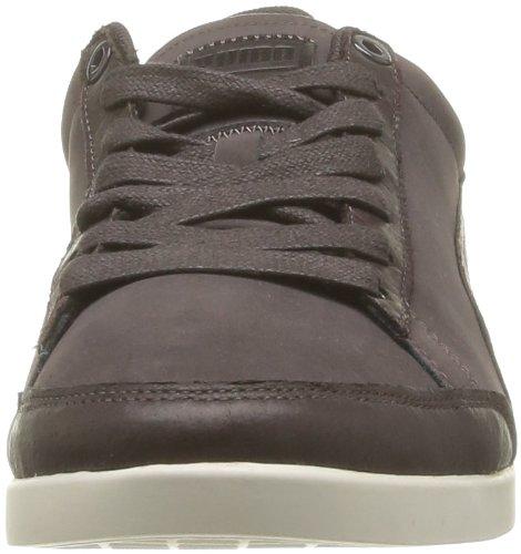 Puma Catskil Nb, Chaussures de ville homme Marron (Black Coffee/Brown/White)