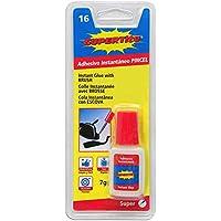 Supertite 2416 Adhesivo instantáneo pincel, multicolor