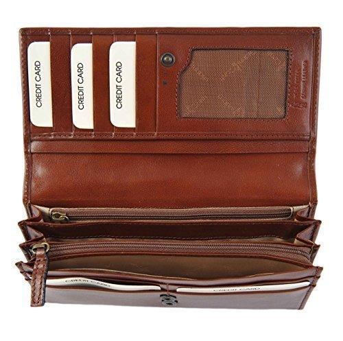 gianni-conti-fin-cuir-italien-grand-20-carte-rouge-bronzage-ou-noir-porte-monnaie-908144-brun-clair-