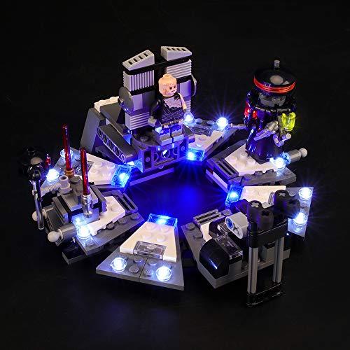 LIGHTAILING Licht-Set Für (Star Wars Darth Vader Transformation) Modell - LED Licht-Set - Star Lego Transformation Wars