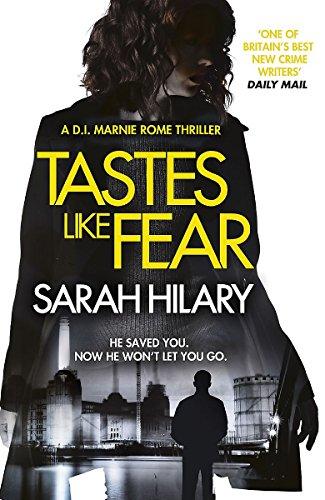 Tastes Like Fear (D.I. Marnie Rome 3) (Line-taste Drei)