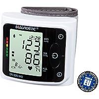 DIAGNOSTIC DR-605 IHB Monitor de presión arterial digital completamente automático del reloj con el indicador irregular del latido del corazón