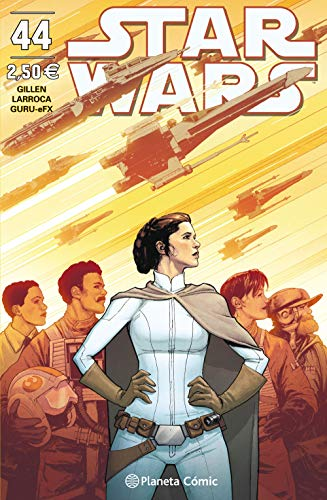 Star Wars nº 44 (Star Wars: Cómics Grapa Marvel)