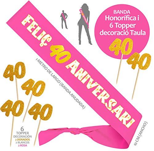 Inedit Festa - Banda 40 Años Cumpleaños Banda Honorífica