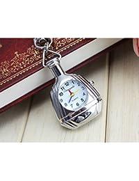 ShopyStore As Picture Charming Cute Beautiful Mini Perfume Bottle Key Chain Fashion Jewelry Pocket