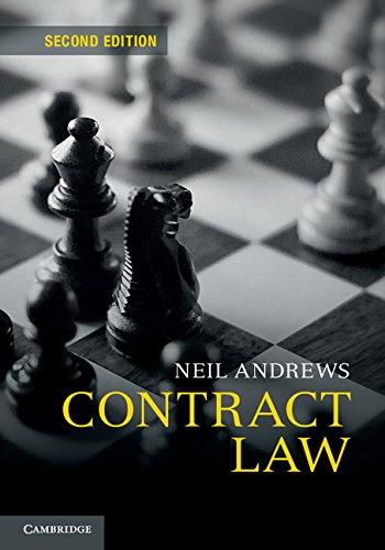 Contract Law por Neil Andrews