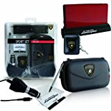 Sports Set Lamborghini Black on Nintendo DS
