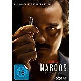 Narcos - Die komplette Staffel Zwei