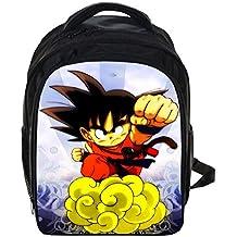 Japón Anime Dragon Ball Z mochila Cosplay Dragon Ball Super Son Goku mochila mochila