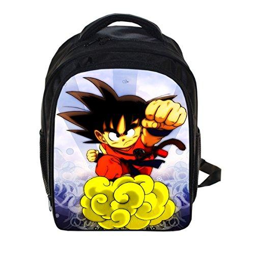 Japón Anime Dragon Ball Z mochila Cosplay Dragon Ball Super Son Goku