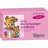 SIDROGA Bio Schwangerschaftstee Filterbeutel 20 St
