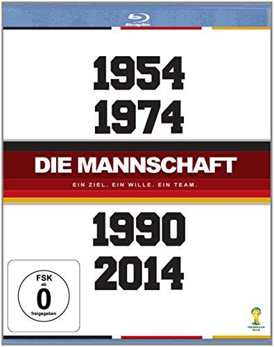 Die Mannschaft - Der Film [Blu-ray] (Fußball-filme-dvd)