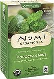 NUMI - Infuso alla Menta Marocchina - Fairtrade - Bustine Riciclabili - Non GMO - 18 Filtri