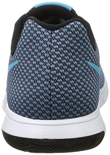 Nike Herren Flex Experience Rn 6 Laufschuhe Blau (Work Blue/chlorine Blue/black/white)