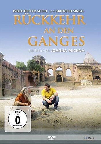 Rückkehr an den Ganges, 1 DVD