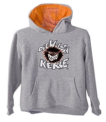 Wilde Kerle Sweatshirt, grau 3500-948, Gr. 152