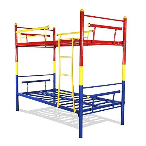 Furniturekraft FK/BB/SP81 Bunk Bed (Glossy Finish)