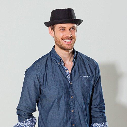 627fc8622c081 Athens Cotton Pork Pie Hat Stetson cotton hats men´s hats - Buy Online in  Oman.