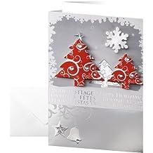 Weihnachtskarten sticker b robedarf for Sigel weihnachtskarten