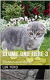 Blume und Tiere 3: Bildersammlung (German Edition)