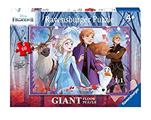 Ravensburger Frozen 2 B Puzzle 60 Piezas Giant, 03037