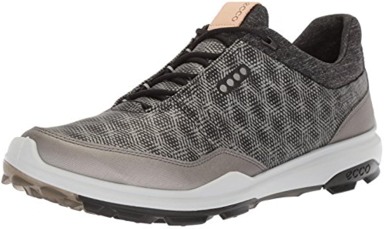 ECCO Biom Hybrid 3 Zapatillas de Golf, Hombre, Negro (Negro 54443), 46 EU