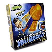 Surge R01-0315 Stomp Heli-Rocket-Garden Games for All The Family