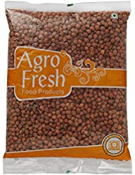 Agro Fresh Premium Black Chana, 1kg