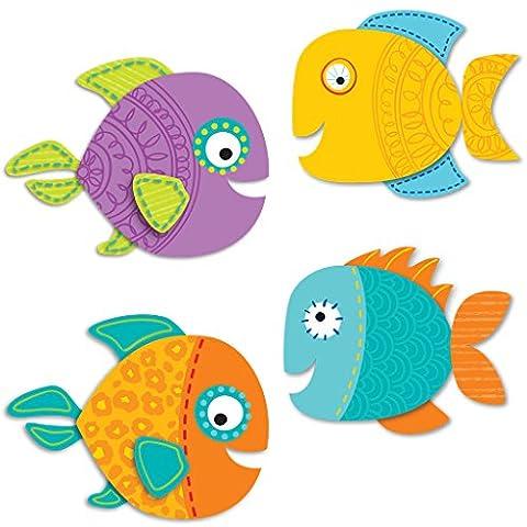 Fish Mini Cut-outs (Cut Accent)