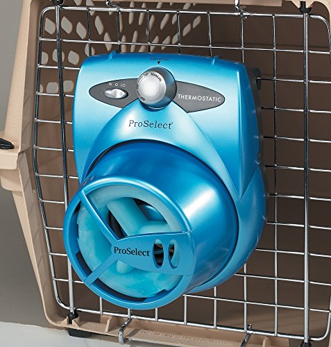 Dog Crate Fans : Dog crate fan cooling system