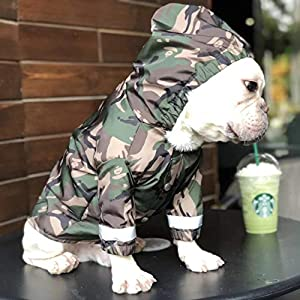 Typ: Hunde  Material: Polyester  Muster: Tarnung