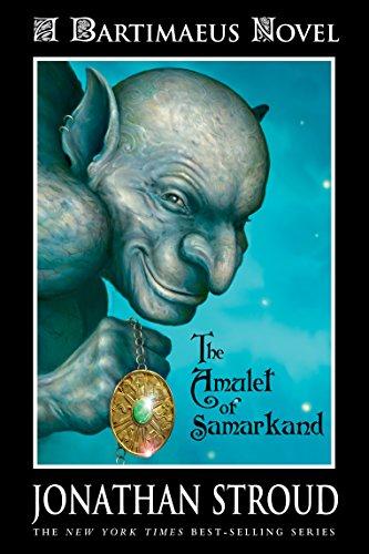 The Amulet of Samarkand (Bartimaeus)