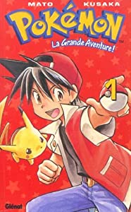 Pokémon la grande aventure Edition simple Tome 1