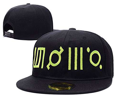 dongf-30stm-30-seconds-to-mars-band-logo-adjustable-snapback-embroidery-hats-caps