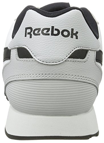 Reebok Royal Tempo, Baskets Basses Homme Multicolore (Solid Grey / Black / White)