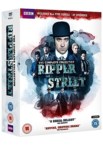 Ripper Street - Complete Box Set (14 DVDs)