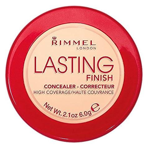 Rimmel London, Lasting Finish Concealer, Shade 010, Porcelain