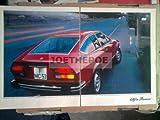 70er Jahre : ALFA ROMEO ALFETTA GT 1600 - alte Werbung /Originalwerbung/ Printwerbung /Anzeige /Anzeigenwerbung DOPPELSEITE GROSSFORMAT 2 X 21 x 27 cm