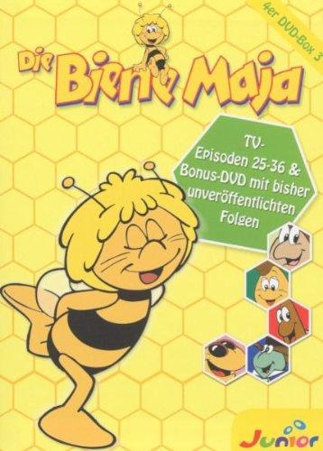 Die Biene Maja: Box Set 3 (4 DVDs)