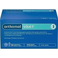 Orthomol Vital F Tabletten/Kapseln Kombipackung, 30 Stück, 1er Pack (1 x 168 g) preisvergleich bei billige-tabletten.eu