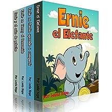 Ernie la serie Ernie el Elefante (Libro en Español para niños nº 5) (Spanish Edition)