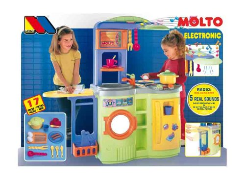 Imagen principal de Moltó - Cocina lavadora son sonidos 98 cm