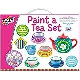Galt Toys- Decora tu Juego de té, Multicolor (A3975K)
