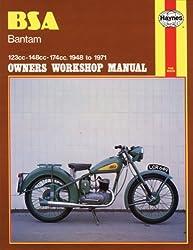 B. S. A. Bantam Owner's Workshop Manual (Motorcycle Manuals)