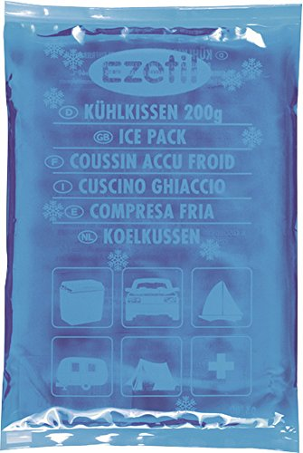 Preisvergleich Produktbild Ezetil Kühlkissen ''Soft Ice Pack 200'',  24 Stück