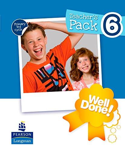 Well Done! 6 Teacher'S Pack - 9788498373165