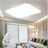 SAILUN® 48W LED Deckenleuchte Dimmbar...