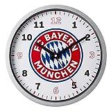Wanduhr Logo FCBAYERN 18445 30cm D.